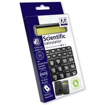 Scientific Calculator 10 Digit Display