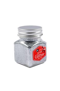 Glitter Silver Non-Toxic 40 gms