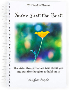 You're The Best 2021 Weekly Planner