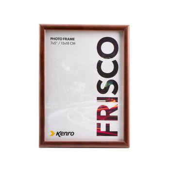 "Kenro Frisco Dark Oak 10x12"" (25x30cm) Photo Frame"