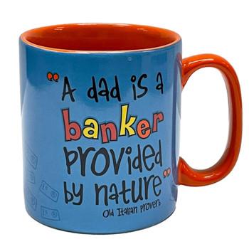 Simply The Best Dad mug