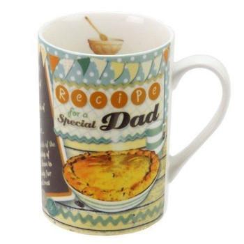 Dad Recipe Mug
