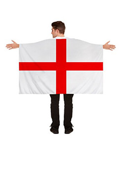 Flag Cape England - St George Cross
