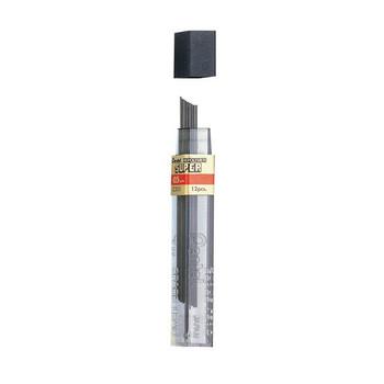 Tube of 12 Pentel 0.5mm F Hi Polymer Super Pencil Leads
