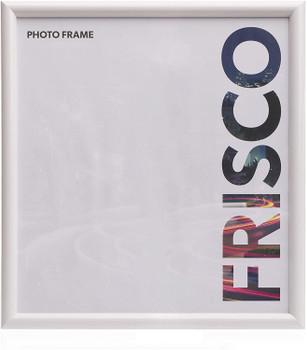 "Kenro Frisco White Border Square Photo Frame 20x20cm (8x8"")"