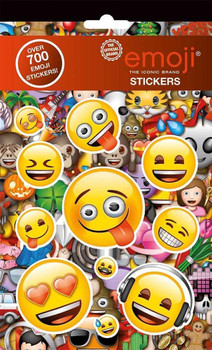 Emoji 700 Stickers - Faces