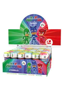 60ml PJ Masks Bubble Tub with Wand