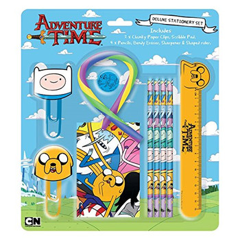 Adventure Time Deluxe Stationery Set