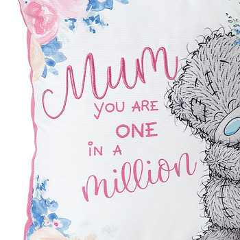 Mum In Million Tatty Teddy Me To You Cushion Mother's Day Anytime