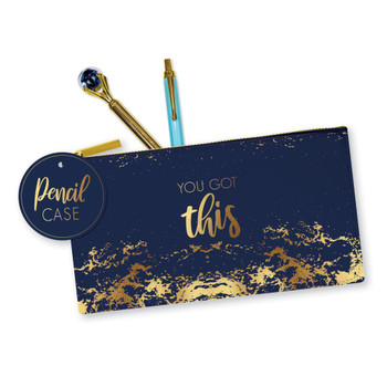 Pencil Case From The Opulent Geo Collection