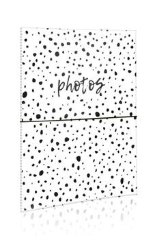 Spots Stripes Design Teen Album