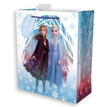 Disney Frozen 2 Design Large Christmas Gift Bag