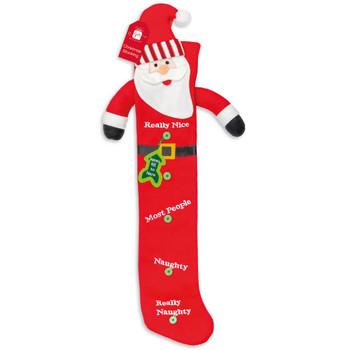 Extra Long Night Christmas Santa Stocking