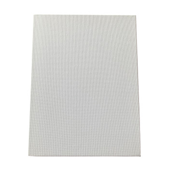 18x24cm Blank White Flat Stretched Board Art Canvas By Janrax