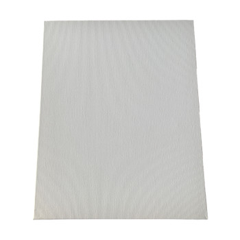 24x30cm Blank White Flat Stretched Board Art Canvas By Janrax