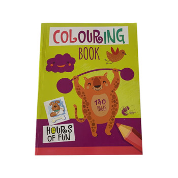 140 Pages Colouring Book by Chiltern Stationery