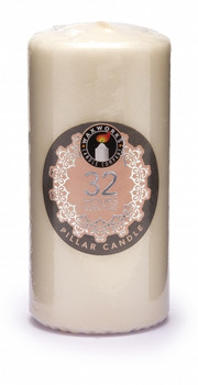 Waxworks Pillar Candle - 32 Hours Burn Time
