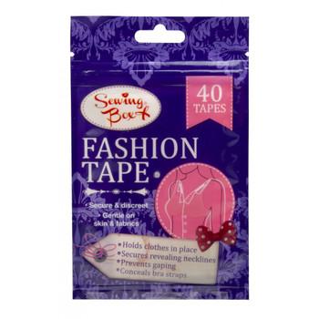 Set of 40 Sewing Box Fashion Tape {DC}