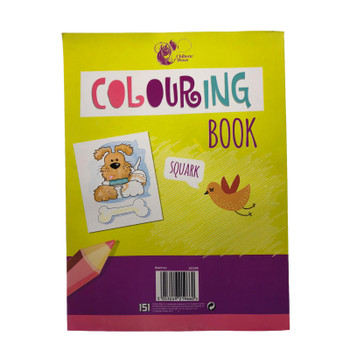 Chiltern Wove Colouring Book 264 Pages