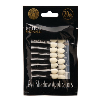 Pack of 20 Enrico Shonalli Eye Shadow Applicators