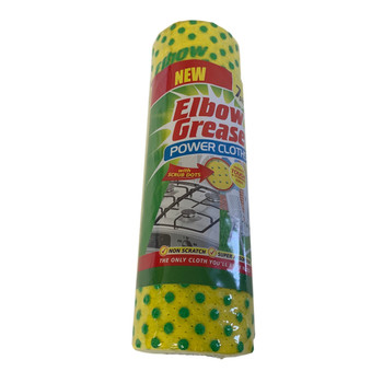 Pack of 7 Elbow Grease Power Cloth