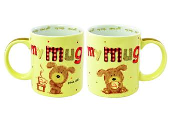 Lots of Woof My Mug Cup