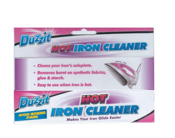 Duzzit Hot Iron Soleplate Cleaner & Burn Remover