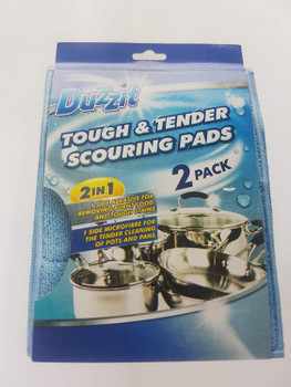 Tough & Tender Scouring Pads - 2PK