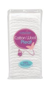Cotton Tree Cotton Wool Pleat 125g Pleat