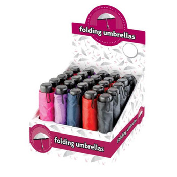 Assorted Folding Umbrella