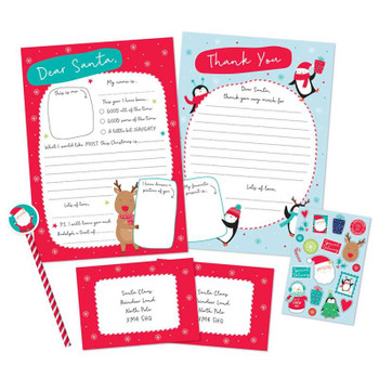 Letter To Santa Pack Acticity