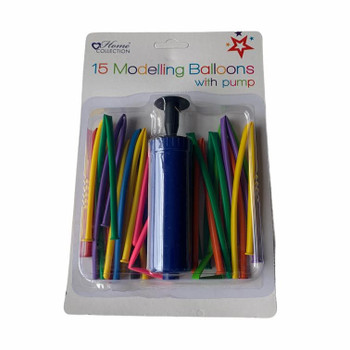 15 Modelling Balloons with Pump