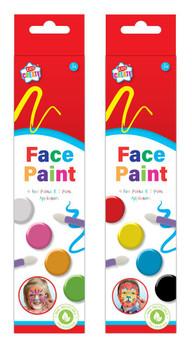 Applicators Face Paints