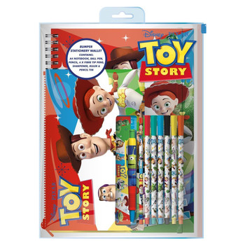 Toy Story Bumper Stationery Wallet
