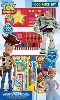 Toy Story 4 1000 Piece Creativity Set