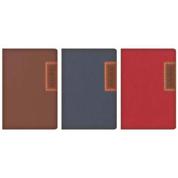 2022 Week To View Embossed & Stitched Panel Design Pocket Diary