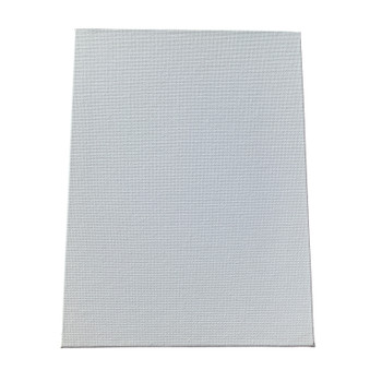 15x20cm Blank White Flat Stretched Board Art Canvas By Janrax