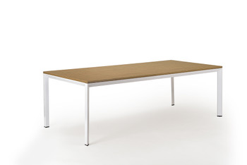 Signature Conference Table Walnut