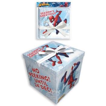 Spiderman Christmas Eve Box
