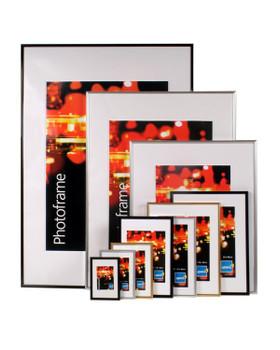 "Frisco Gold Photo Frame 10x12"" / 25x30cm"