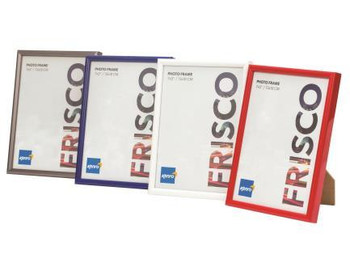 "Frisco Pewter Photo Frame 7x5"" / 13x18cm"