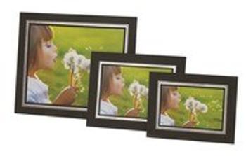 "Pack of 10 Black Photo Strut Mounts  8x12"" / 20x30cm"