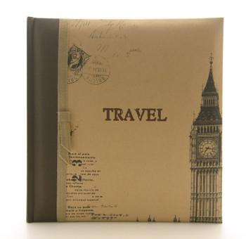 """Holiday Design Memo Photo Album Big Ben 6x4""""/10x15cm"""