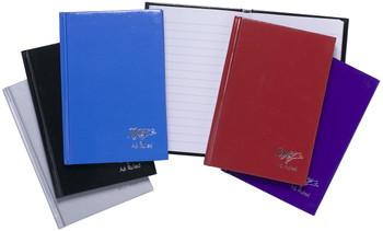 10 x Casebound A6 80 Sheet Notebooks