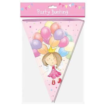 Tri Cut Bunting Princess Design