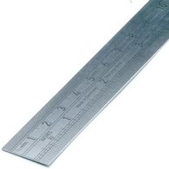 15cm Stainless Steel Ruler