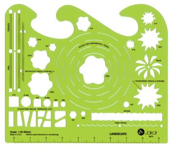 Landscape Template