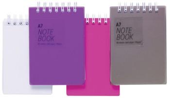 10 x A7 Top Twinwire Feint Ruled 80 Sheet Notebook