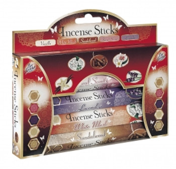 5 Box Set Incense Sticks