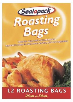 12 Roasting Bags (25x38cm)